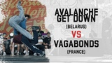 Avalanche Get Down (Belarus) vs Vagabonds (France) Group B Warsaw Challenge 2018