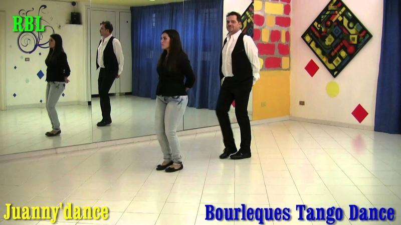 Balli Di gruppo 2012 ,Tango Bourleques . Juanny'dance RBL