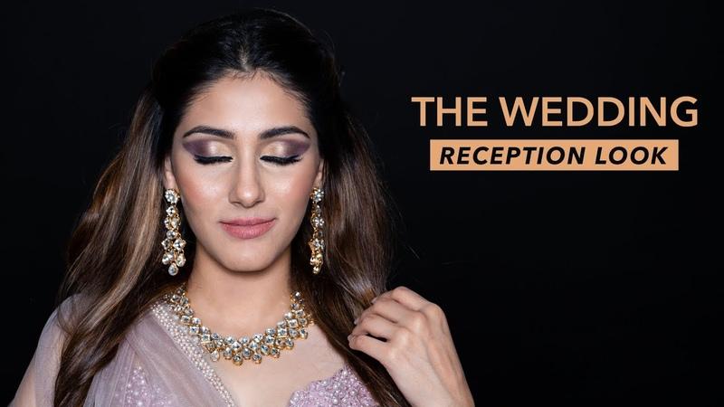 Indian Wedding Reception Makeup Look | Bengali Wedding Inspired Modern Makeup