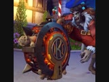 It's good to be bad. - - Get on the naughty list as KRAMPUS JUNKRAT Legendary! - - Overwat