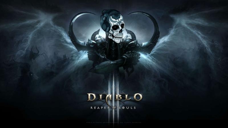 Diablo 3 и BPow! Барбариан выживает