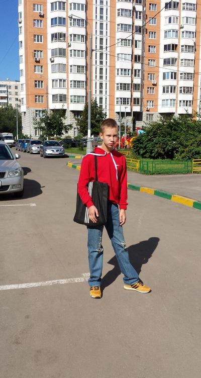 Миша Галкин, 15 июня 1999, Москва, id229376493