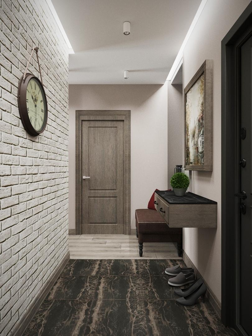 Дизайн квартиры в Ульяновске, 44 кв.