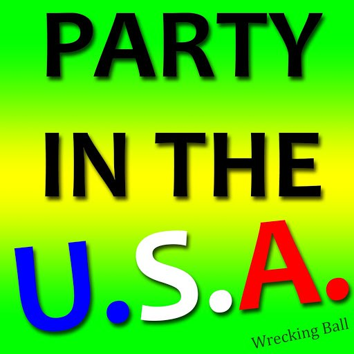 Wrecking Ball альбом Party in the U.S.A.