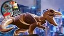 LEGO Jurassic World МИР ЮРСКОГО ПЕРИОДА