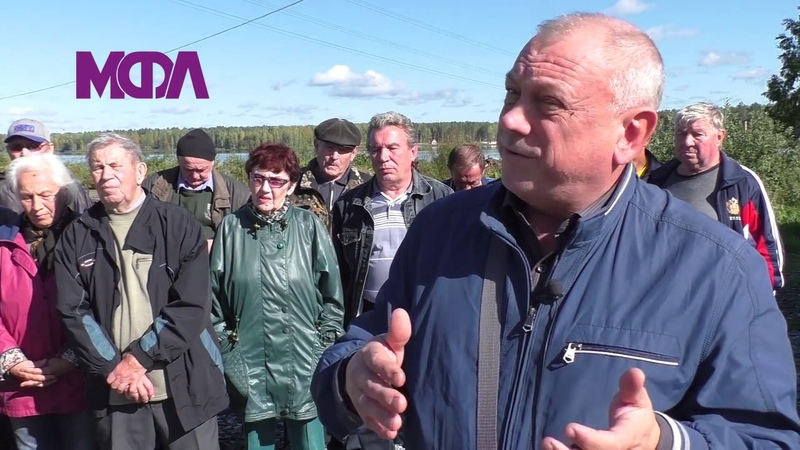 Сдали в аренду с людьми - Рейдерский захват лодочной станции в Рефтинском