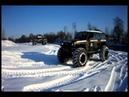 Снегоболотоходы Северо Западные джип туры avi