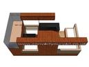 Convert Your Van Ltd Camper Van Conversion Interior on L4 Citroen Relay 5 berth