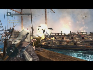 Pirate Gameplay Experience Video Naval Exploration   Assassin's Creed 4 Black Flag [North America]
