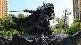Статуи Blizzard