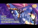 OVERWATCH от Blizzard. СТРИМ! Поднимаем рейтинг вместе с JetPOD90: попытка взять золото.
