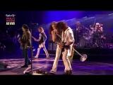 Aerosmith Crazy Live 2017