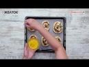 Закусочные булочки | Больше рецептов в группе Кулинарные Рецепты