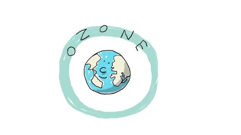 C'est quoi, la couche d'ozone ? - 1 jour, 1 question