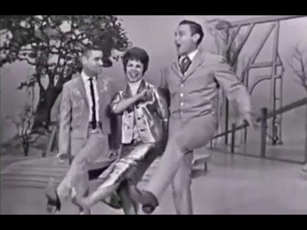 George Jones ,Eydie Gorme and Jimmy Dean *****(Jambalaya) 1964 г.