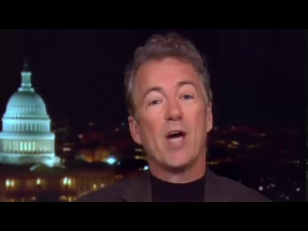 RETALIATION Rand Paul Stomps His Foot Down Puts The Special Counsel In Check With The American...