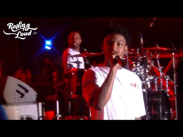 21 Savage - Rolling Loud Miami 2019 (Full Live Performance)