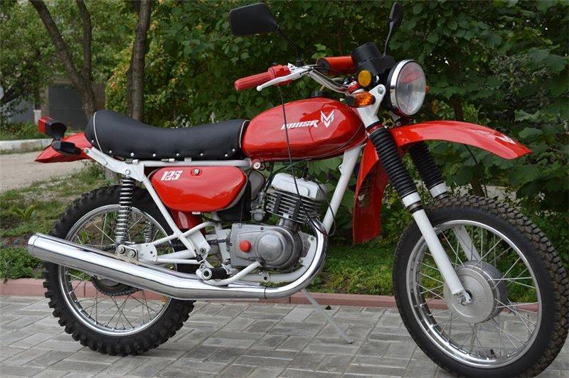 Фото мотоцикл минск тюнинг своими руками