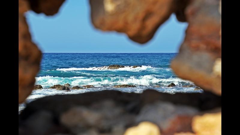 Май 2018 Северный Крит Ханья