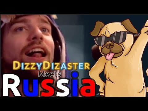 Dizzy Meets Russia Episode 3 - Egor and Madz