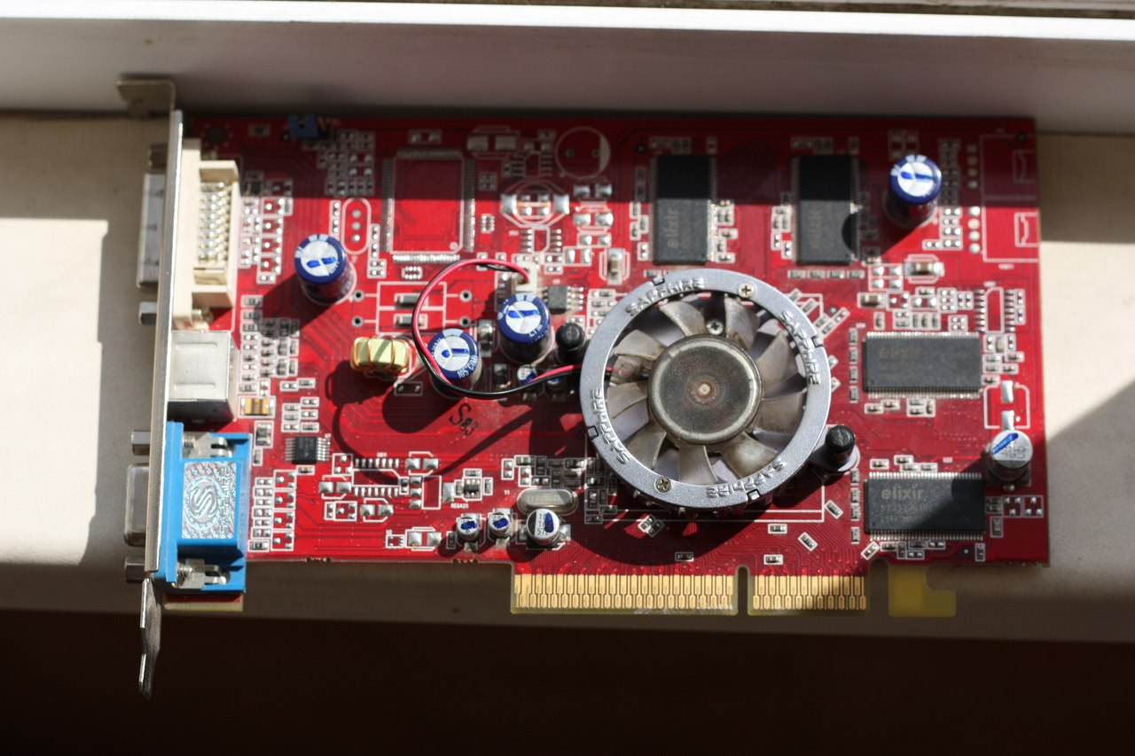 В магазин i видеокарта gigabyte gv-r96p128de ati radeon 9600pro 128mb в дубну из москвы
