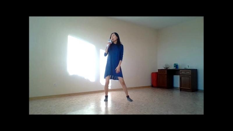 Dinara Beauty) Моя реальная жизнь Танцы в моем стиле Пою песенки 20.04.2018 year)