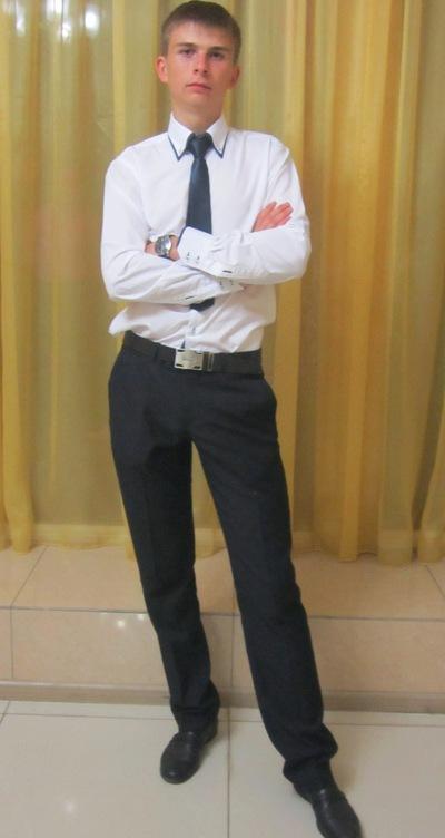 Алексей Михайлов, 30 декабря 1995, Симферополь, id102854326