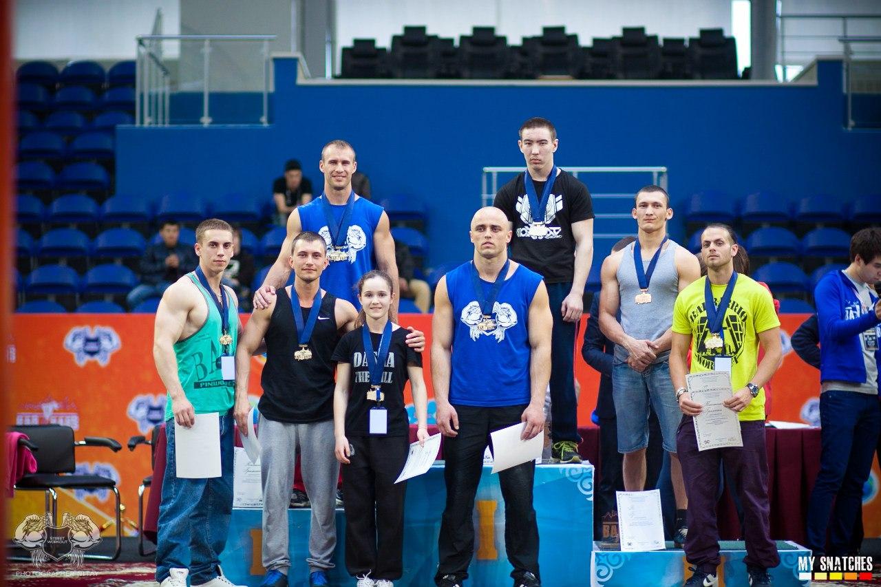 Первый Интернациональный чемпионат мира по STREET WORKOUT в Казахстане