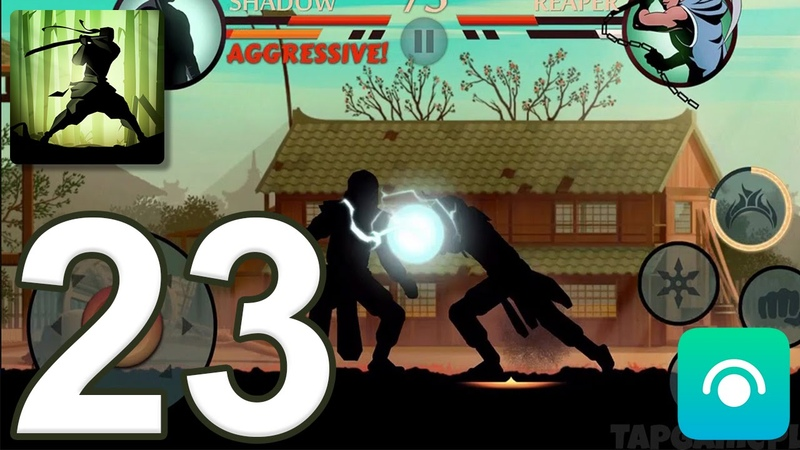 Shadow Fight 2 - Gameplay Walkthrough Part 23 - Act 3 (iOS, Android)