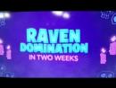 Teen titans Go Raven domination Promo.