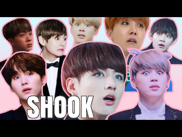 BTS - SHOOK MOMENTS (Try Not To LaughSmile Challenge)