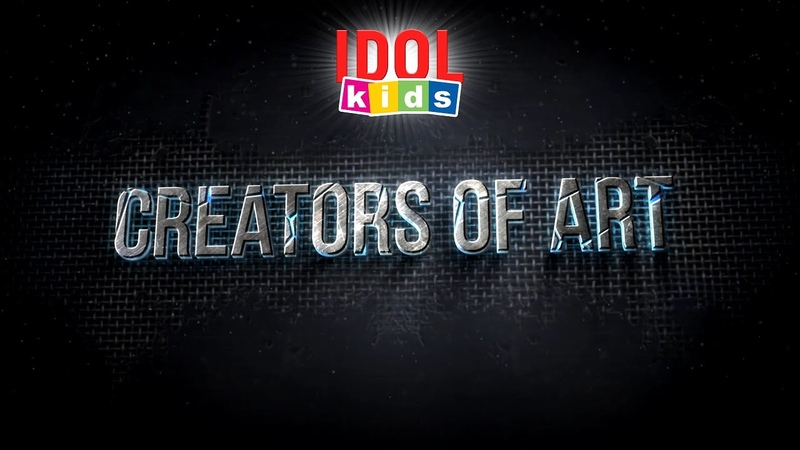 Creators of art - Juniors Best Dance Beginners - IDOL DANCE