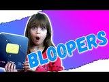 BLOOPERS Блуперсы!!! Неудачные кадры 4, не вошедшие в видео!))) Лизавета Лайф!