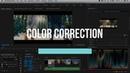 Premiere Pro Basics Course - Video 6 - Color Correction