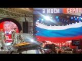 Россия в моём сердце - гимн