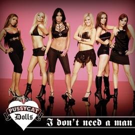 The Pussycat Dolls альбом I Don't Need A Man