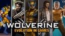 Wolverine Evolution In 27 Years In Video Games (1991 - 2016)