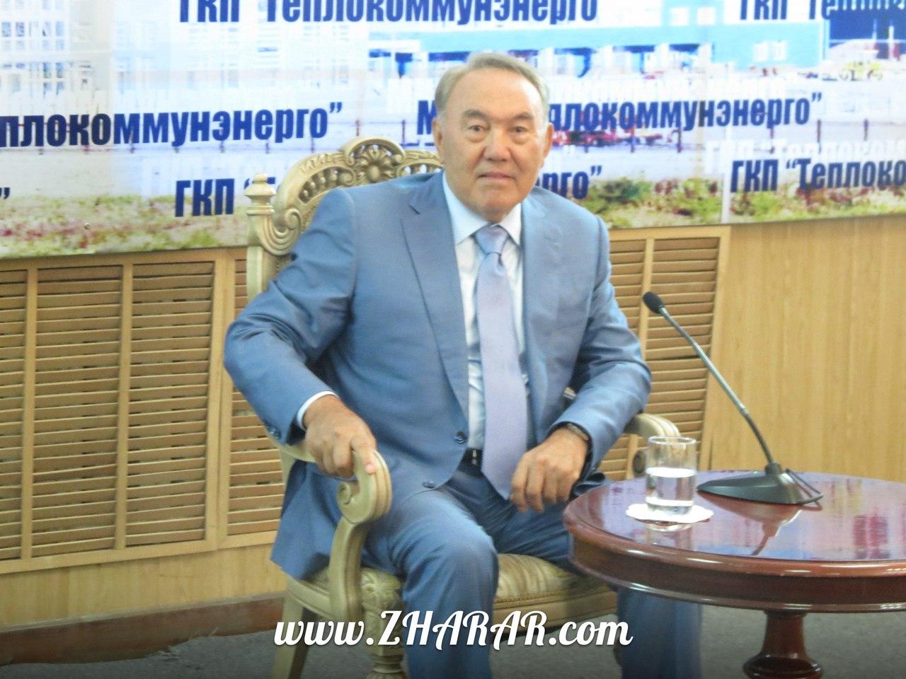 Назарбаев: Қасиетті жеріміз көкте де, жерде де, суда да сенімді қорғалған