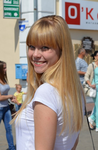 Лиза Ханцевич, 26 марта , Минск, id148299860