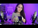 [Angelina Lin] ♡🎧 ASMR KittyKlaw СТРИМ 3Dio+Rode+Blue yeti ✨12.05.18 (АСМР мурашки для ваших ушек) ♥