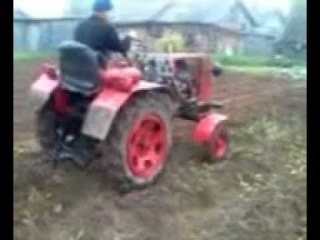Изобрету- ка трактор я.....
