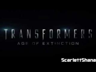 Transformers: Age of Extinction music vdeo - Bones
