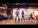 Евгений Гребцов и Антонина Акимова @ проект «Танцуй с тренером»   студия танцев Ip...