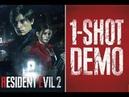 Resident Evil 2 One Shot Demo NVIDIA GTX 1060 6GB ASUS GL502VM