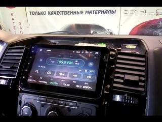 Подбор замена установка штатных магнитол на Андроиде в Приморском районе Спб