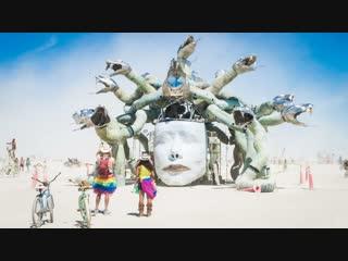 Deep house presents: burning man - фестиваль в пустыне [hd 1080]