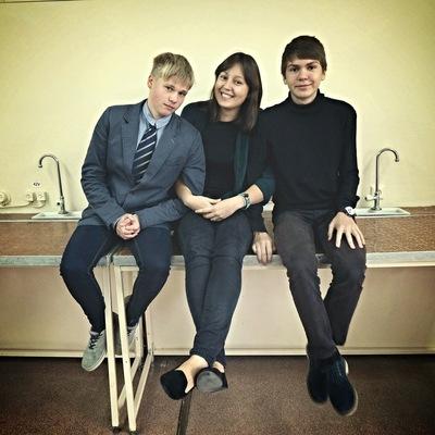 Алина Киденко, 4 марта , Новосибирск, id18147658