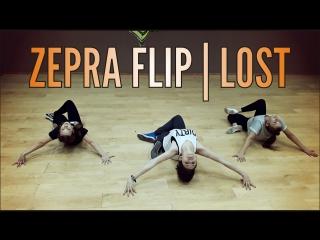 Zepra Flip – Lost   choreography Begicheva Katya