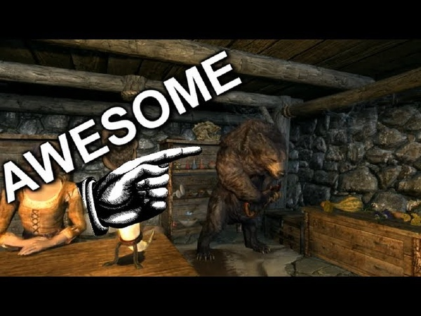 Skyrim Vassili The Musical Bear Mod