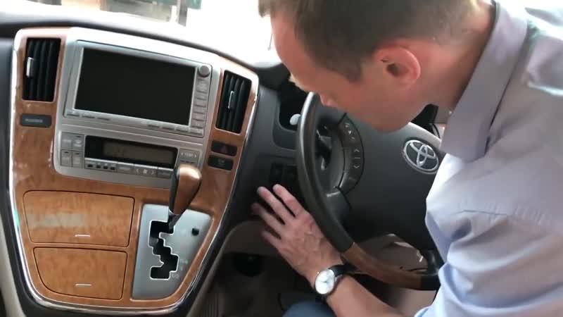 Обзор 5-ти разных Toyota Alphard